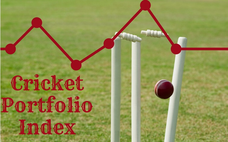 Cricket Portfolio Index: Battle of the Newcomers.