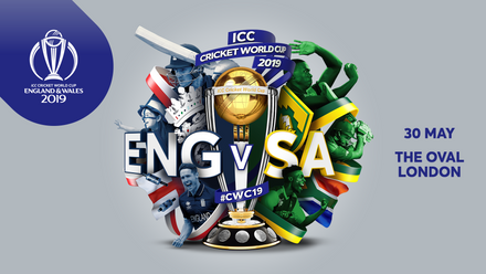 England vs. South Africa World Cup